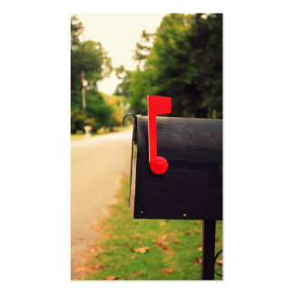Mail Box Business Cards