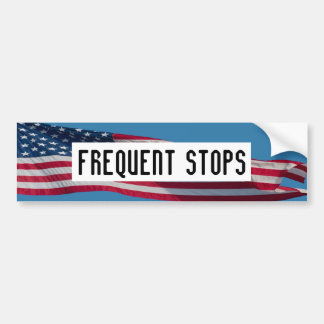 MAIL CARRIER bumper sticker