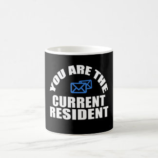Mail Carrier - Current Resident Basic White Mug