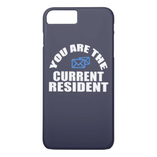 Mail Carrier - Current Resident iPhone 7 Plus Case
