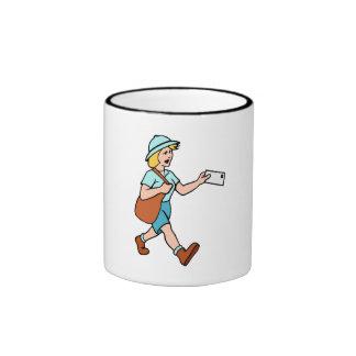 Mail Carrier Coffee Mugs