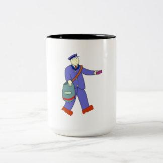 Mail Carrier Coffee Mug