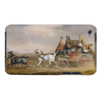 Mail Coaches on the Road: The Louth-London Royal M Barely There iPod Cases