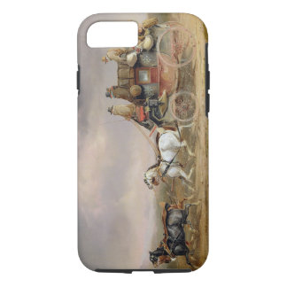 Mail Coaches on the Road: The Louth-London Royal M iPhone 7 Case