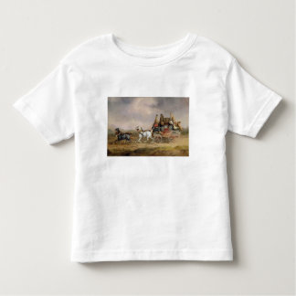 Mail Coaches on the Road: The Louth-London Royal M Toddler T-Shirt