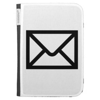Mail Envelope Kindle 3 Cover