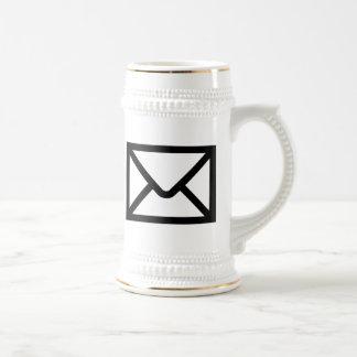 Mail Envelope Coffee Mug