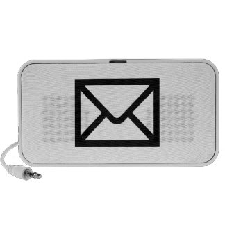 Mail Envelope Portable Speakers