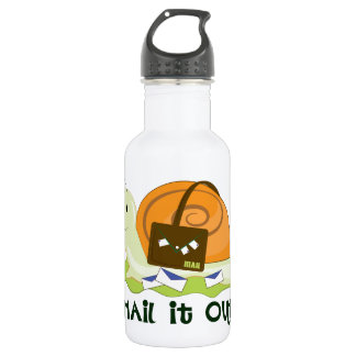 Mail It Out 532 Ml Water Bottle