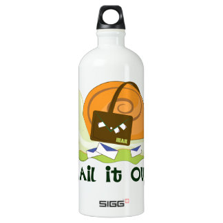 Mail It Out SIGG Traveller 1.0L Water Bottle