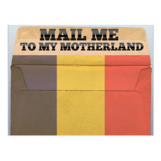 Mail me to Chad Postcard