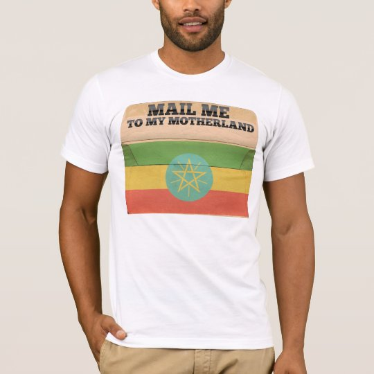 Mail me to Ethiopia T-Shirt