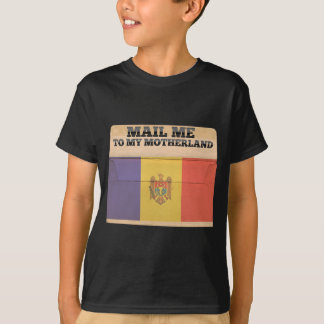 Mail me to Moldova T-Shirt