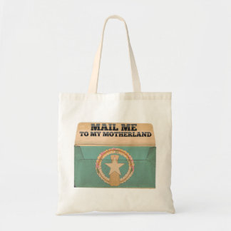 Mail me to Northern Mariana Islands Tote Bag