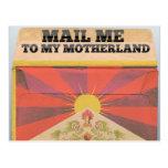 Mail me to Tibet Postcards
