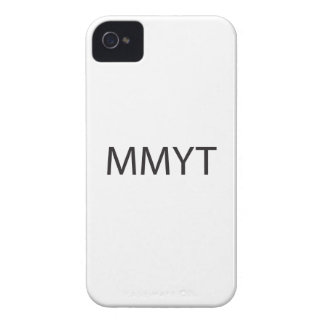 Mail Me Your Thoughts.ai iPhone 4 Case-Mate Case