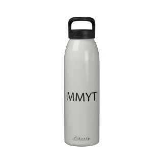 Mail Me Your Thoughts ai Water Bottle