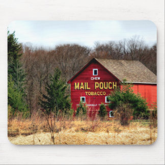 Mail Pouch Barn Mouse Mat
