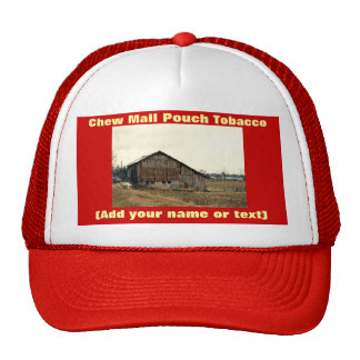 Mail Pouch Tobacco Cap Hats