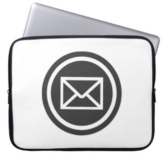 Mail Sign Computer Sleeves