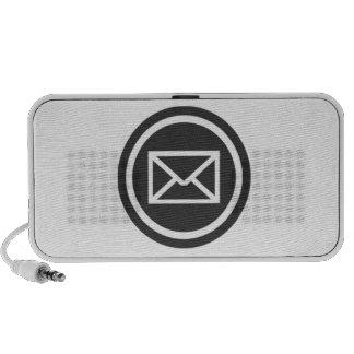 Mail Sign Portable Speaker