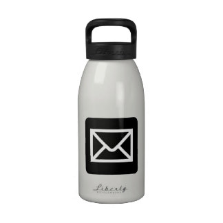 Mail Sign Water Bottle