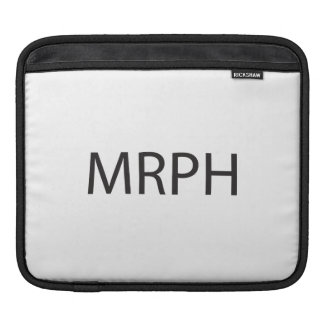 Mail the Right Place for Help.ai iPad Sleeve