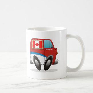 Mail Truck Canada Coffee Mug