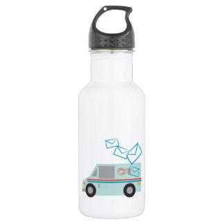 Mail Truck 532 Ml Water Bottle