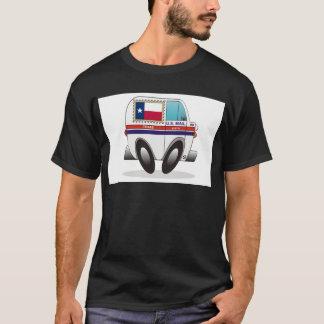 Mail Truck TEXAS T-Shirt