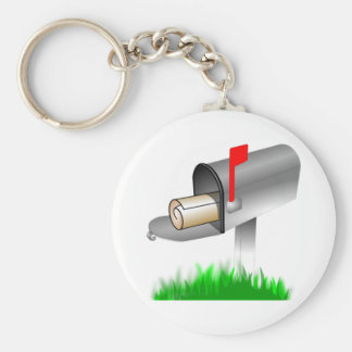 Mailbox Key Ring