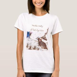 Mailbox Molly T-shirt (Pet Rat)