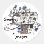 Mailbox Prayer Sticker