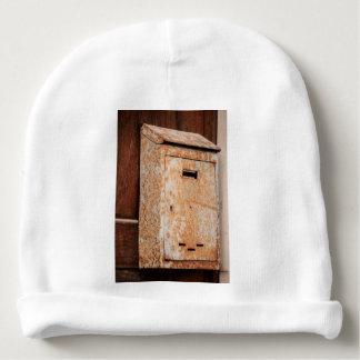 Mailbox rusty outdoors baby beanie