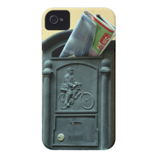 Mailbox with papers photo on Phone 4 Case-Mate iPhone 4 Cover