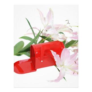 MailboxInLilies051409 Flyer