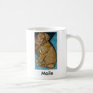 Maile Basic White Mug
