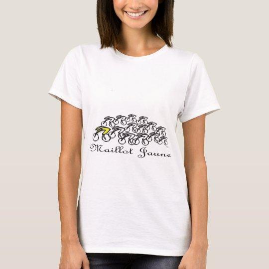 Maillot Jaune T-Shirt