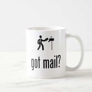 Mailman Coffee Mug