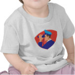 mailman postal worker delivery man shirt