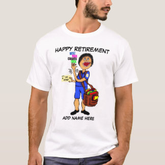 Mailman Retirement T-Shirt