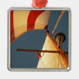 Main And Genoa Christmas Ornament