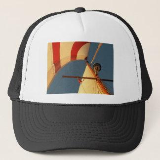 Main And Genoa Trucker Hat