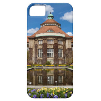 Main building Botanic Garden Munich Germany iPhone 5 Cases