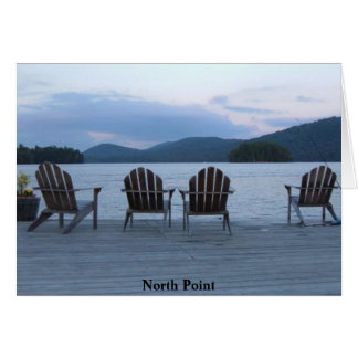Main Dock, North Point Card