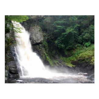 Main Falls Postcard