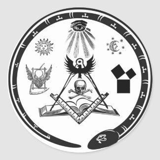 Main Logo Sticker