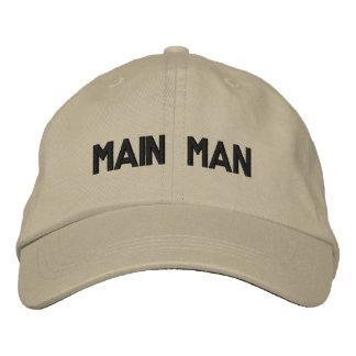 Main Man Baseball Cap