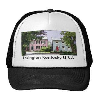 Main Street #3, Lexington Kentucky U.S.A. Hat