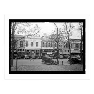 Main Street, America Postcard